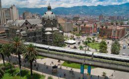 Medellín extranjeros papa metro